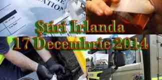 Știri Irlanda