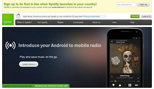 Escuchar música online gratis