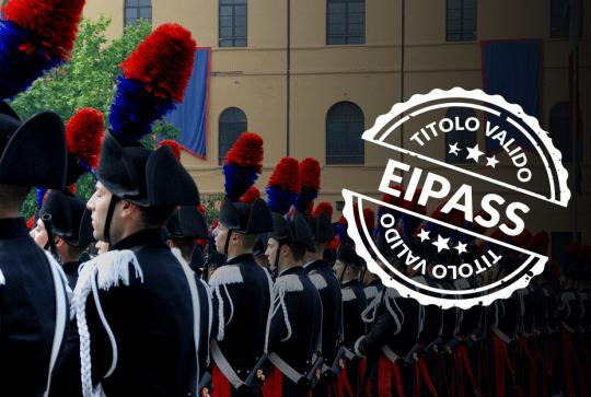 Bando Allievo Carabinieri - titolo Eipass vale 1 punto
