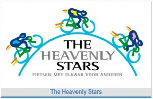 The Heavenly stars logo