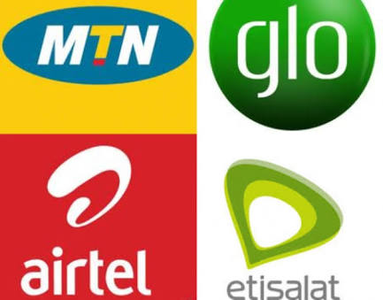 Load recharge card Glo MTn Airtel etisalat
