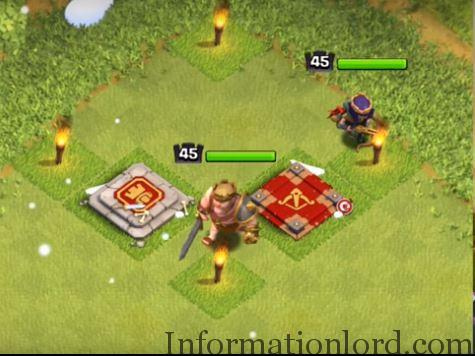 new hero levels in upcoming Clash of clans update