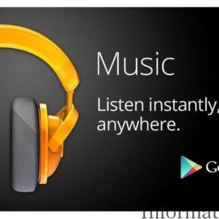 Live Stream Music using Google Play Store