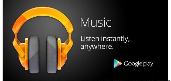 Live Stream Music using Google Play Store