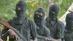 Unknown Gunmen