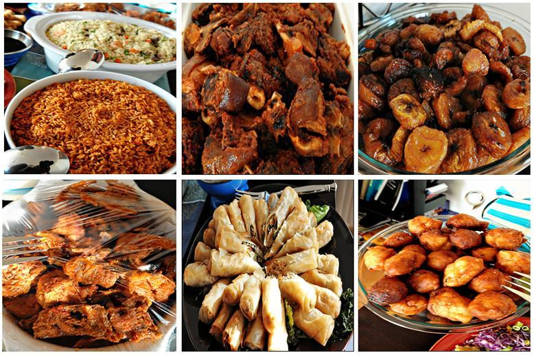 Image result for christmas food in Nigeria