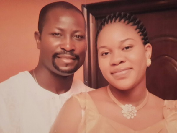 Actress Mosun Filani, Husband Celebrate 8-Year Wedding Anniversary (Video)