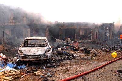 Five killed, 11 injured as multiple explosions rock Maiduguri