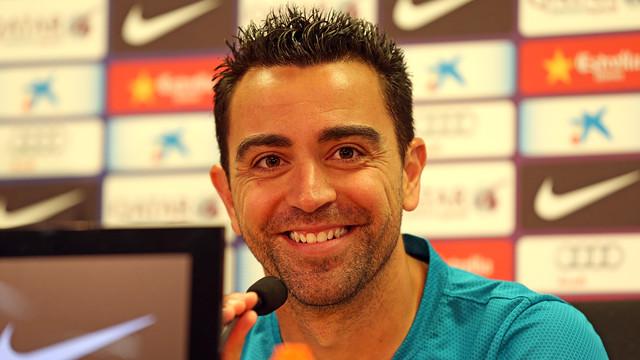 Xavi Hernandez Confirms Speaking With Barcelona Board (Video)