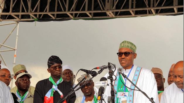 Buhari declares