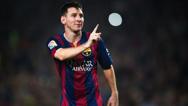 Lionel Messi to Kick Off Afcon 2017. Image: Getty.