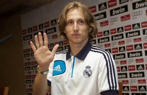 Luka Modrid Could Be Sidelined for Three Weeks With a Groin Injury.