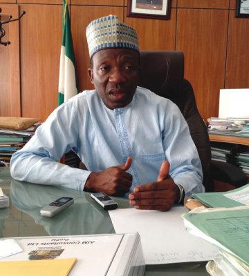 Abubakar-Suleiman-Minister of National Planning