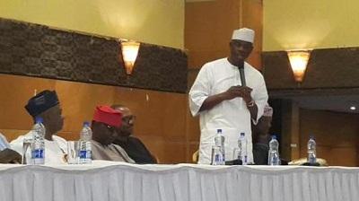 Lagos PDP-Reconciliation