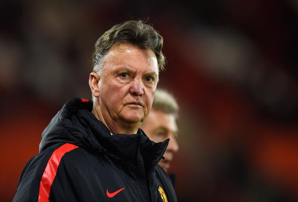 Louis Van Gaal Admits United Were Lucky Against Southampton. Image: Getty.