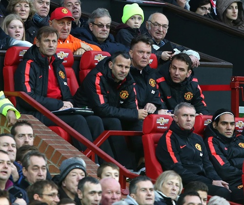United Has Enjoyed Backing from Manchester United Hierarchy Since Taking Over the Reins at Old Trafford. Image: Man Utd via Getty.