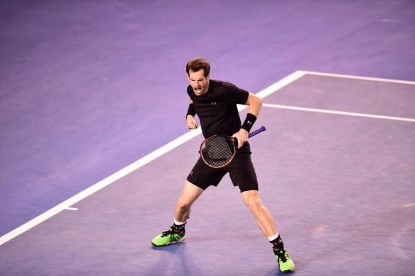 Murray beat Kyrgios to Reach Aussies Semi-Finals. Image: Tennis Australia.