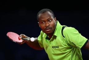 Image result for ITTF Africa : Quadri wins men's singles event