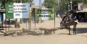 Image result for nigerian borders