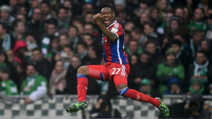 Shocking: I Opted Against Playing For Nigeria Because I Was Asked For A Bribe To Feature For The Golden Eaglest - David Alaba