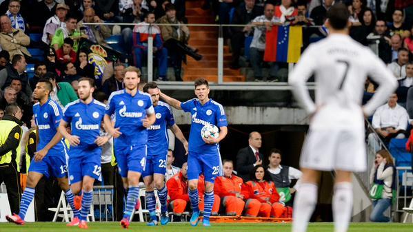 Schalke 04 Were Hammered 91 in This Same Fixture Last Season. Image: Getty.