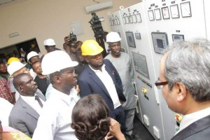 Peninsula Integrated Power Project