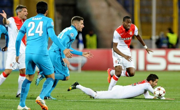 Zenit St. Petersburg Played in the Elite Champions League This Season But Were Relegated to the Europa League at the End of the Group Stages. Image: Getty.