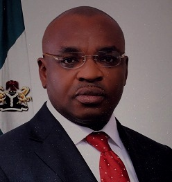 UDom emmanuel1 - Akwa Ibom State Governor, Emmanuel Udom, Shows Off His Administration's Achievement In Aviation