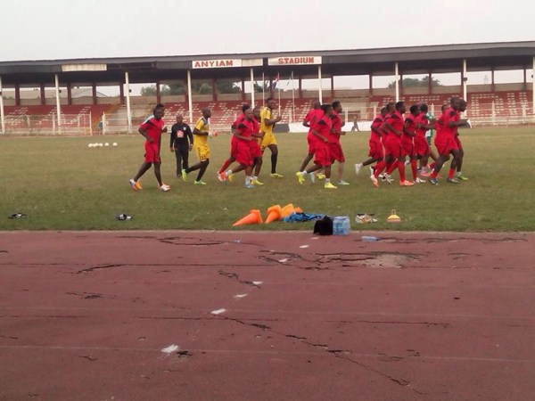 The Dan Anyiam Stadium Had Served as Venue for Political Parties' Rally in Recent Months. Image: Twitter @HeartlandFC_ng.