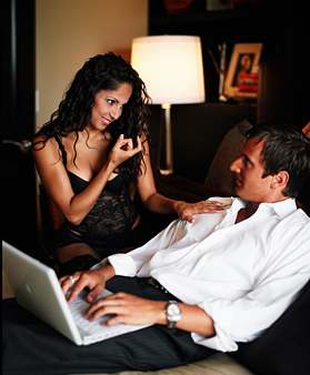 Hookup Someone A Lot Smarter Than You
