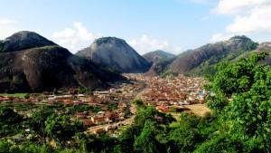 Idanre hills