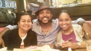 Banky-W-mum-and-sister