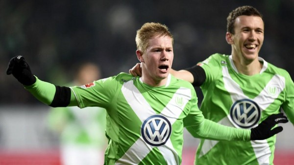 Kevin de Bruyne Could Still Leave Wolfsburg Before the End of the 2015 Summer Transfer Window. Image: Getty.