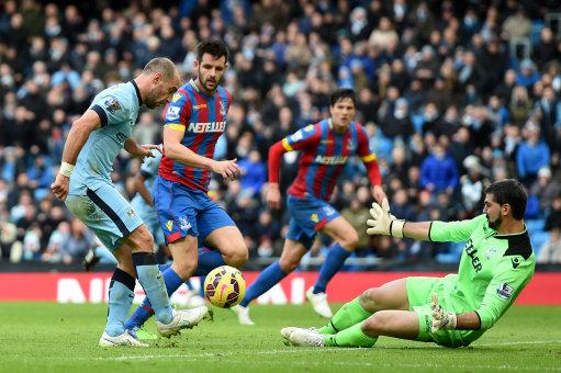 Pablo Zabaleta Has Yet to Feature for the Citizens his Seasons. Image: Getty.