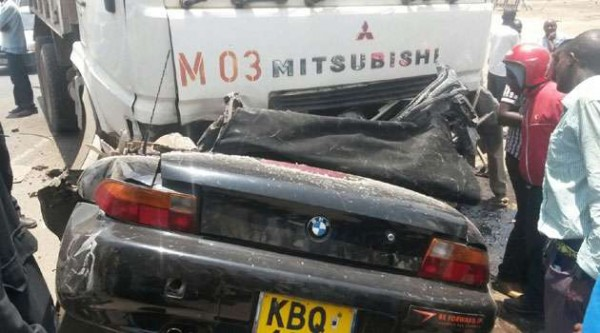 NANA-GICHURU-ACCIDENT