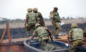 Image result for Nigerian army niger delta