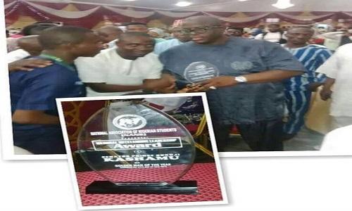 National Association of Nigerian Students-Buruji Kashamu