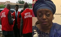 Image result for Diezani Alison-Madueke and efcc