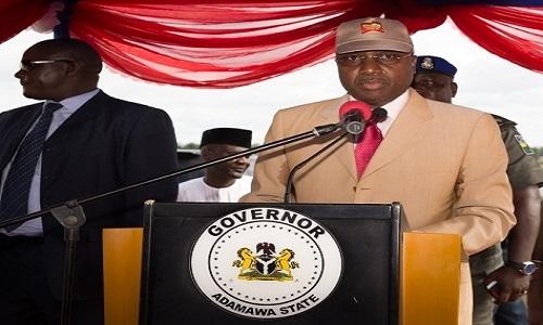 Governor Bindow Jibrilla-Adamawa