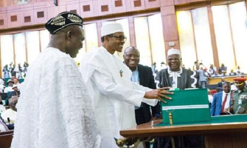 Buhari-Budget