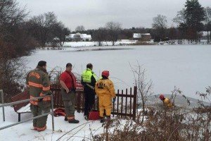 Man-falls-through-ice-attempting-to-retrieve-drone