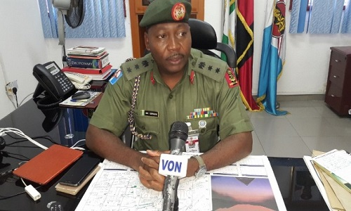 Image result for Nigerian Army spokesman