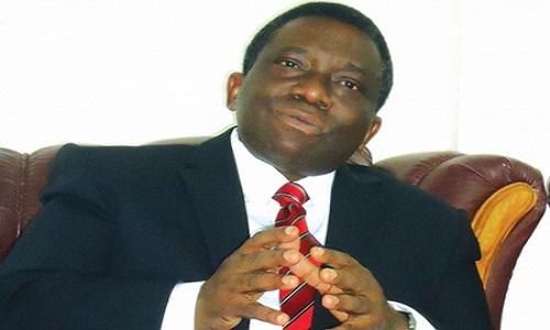 Minister of Health-Issac Adewole