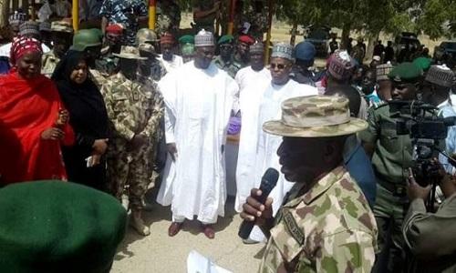 Army-Borno