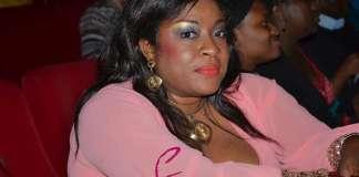 Actress Foluke Daramola