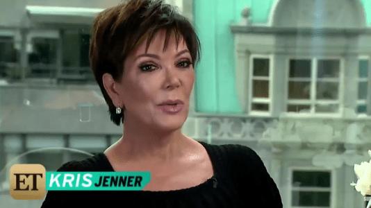 Kris - Kris Jenner reveals what her billionaire daughters earn from advertisements