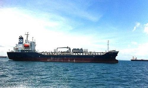 MT LEON DIAS SHIP