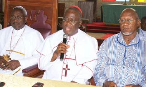 Methodist Prelate-Samuel Uche