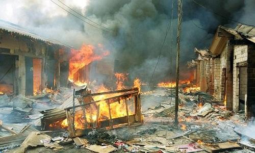 Image result for Kebbi central market