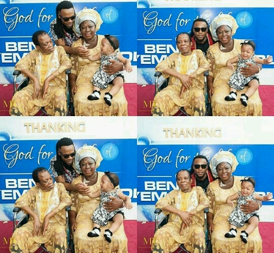 20160419_162830_EZRepost Flavour Shares Photos Of His Parents And Daughter At His Father's Birthday